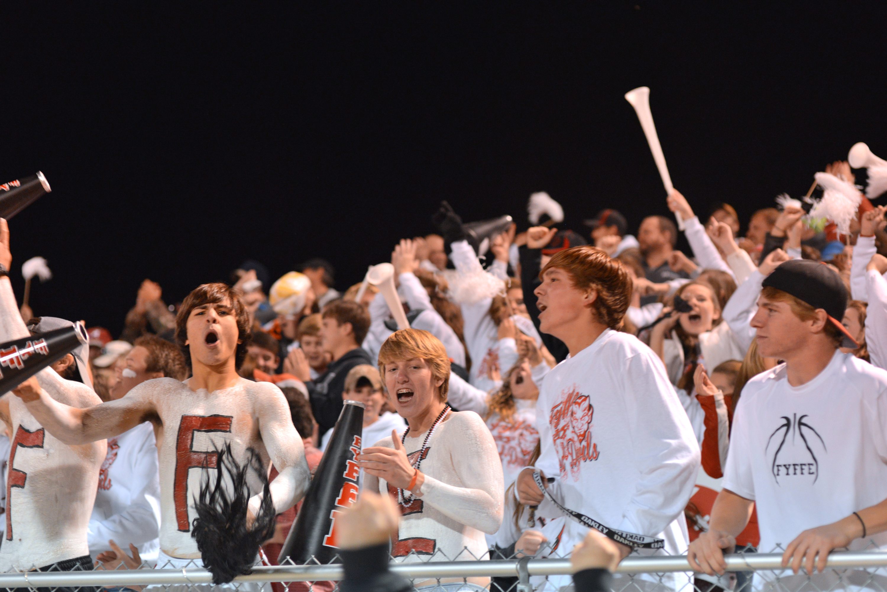 Another Rivalry Win for Fyffe Red Devils