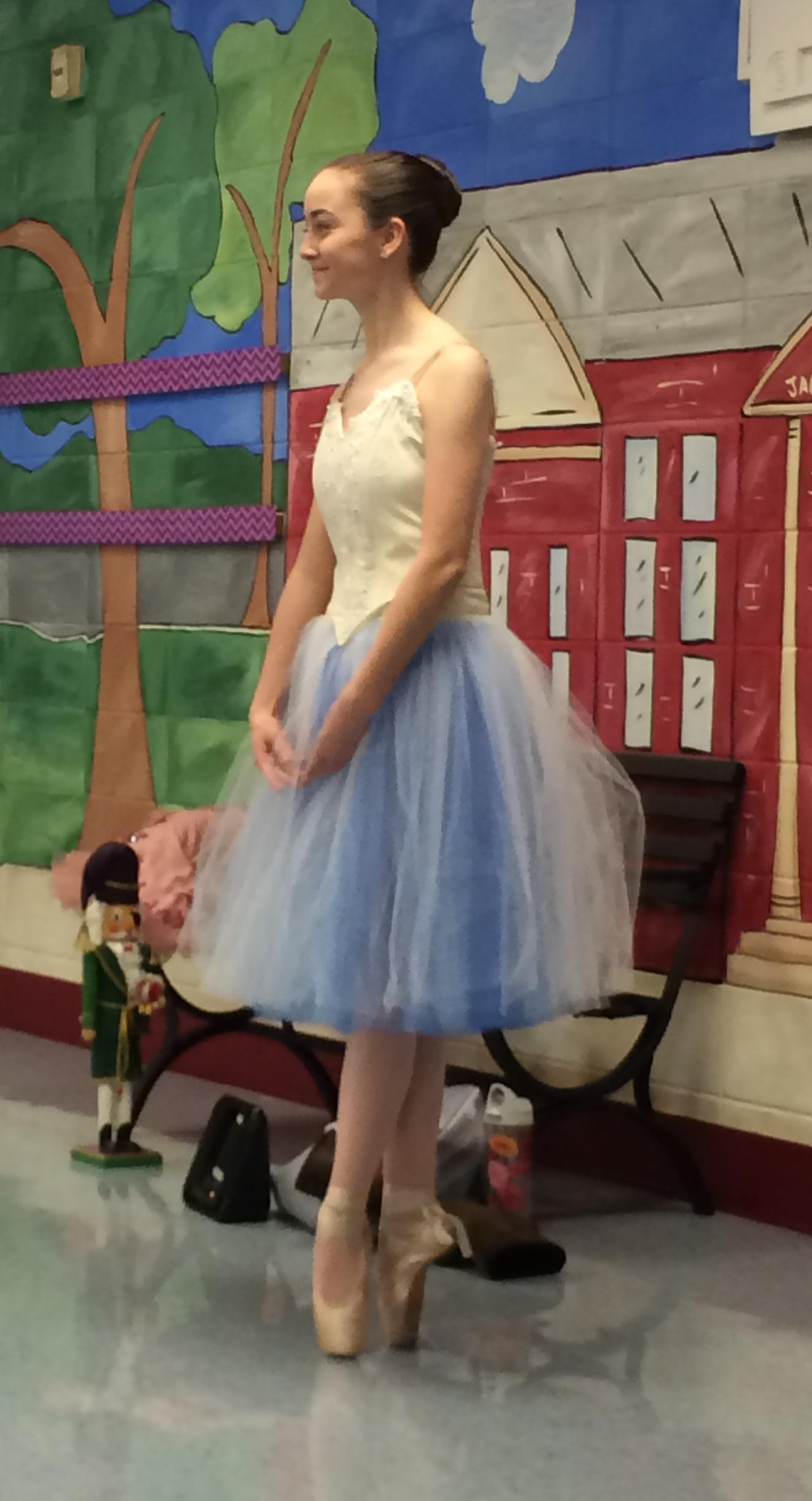 """Local Dancer To Perform In """"The Nutcracker"""""""