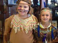Third Grade Thanksgiving Feast