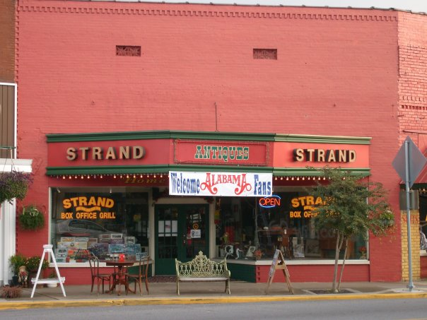 """The Strand Made The """"Enticing 8""""!"""