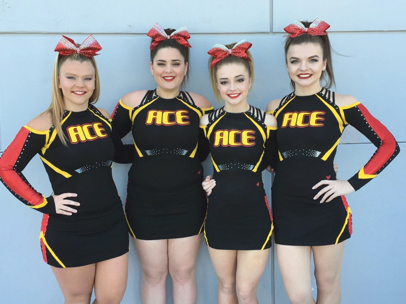 Four ACE Seniors Moving On To College Level