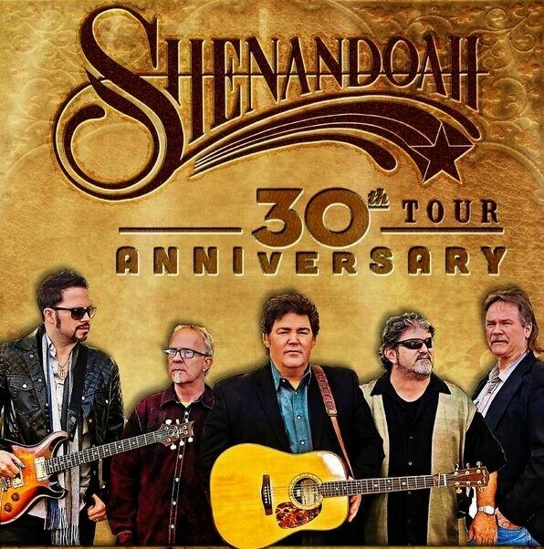 Shenandoah To Headline Music On The Mountain At NACC