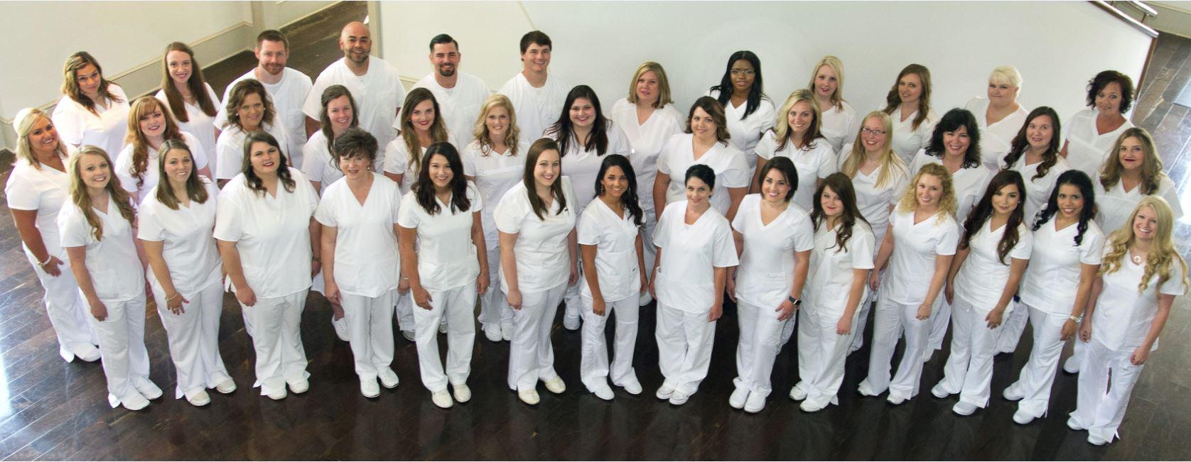 NACC Nursing Program Graduates