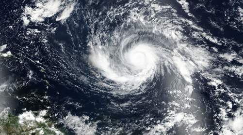 Irma's Presence Felt In Jackson And DeKalb County