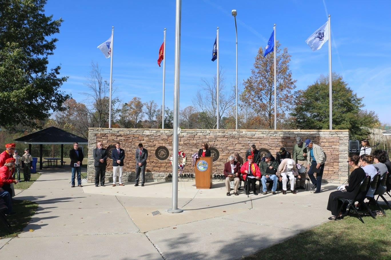 Rainsville's 2nd Annual Veteran's Day Program