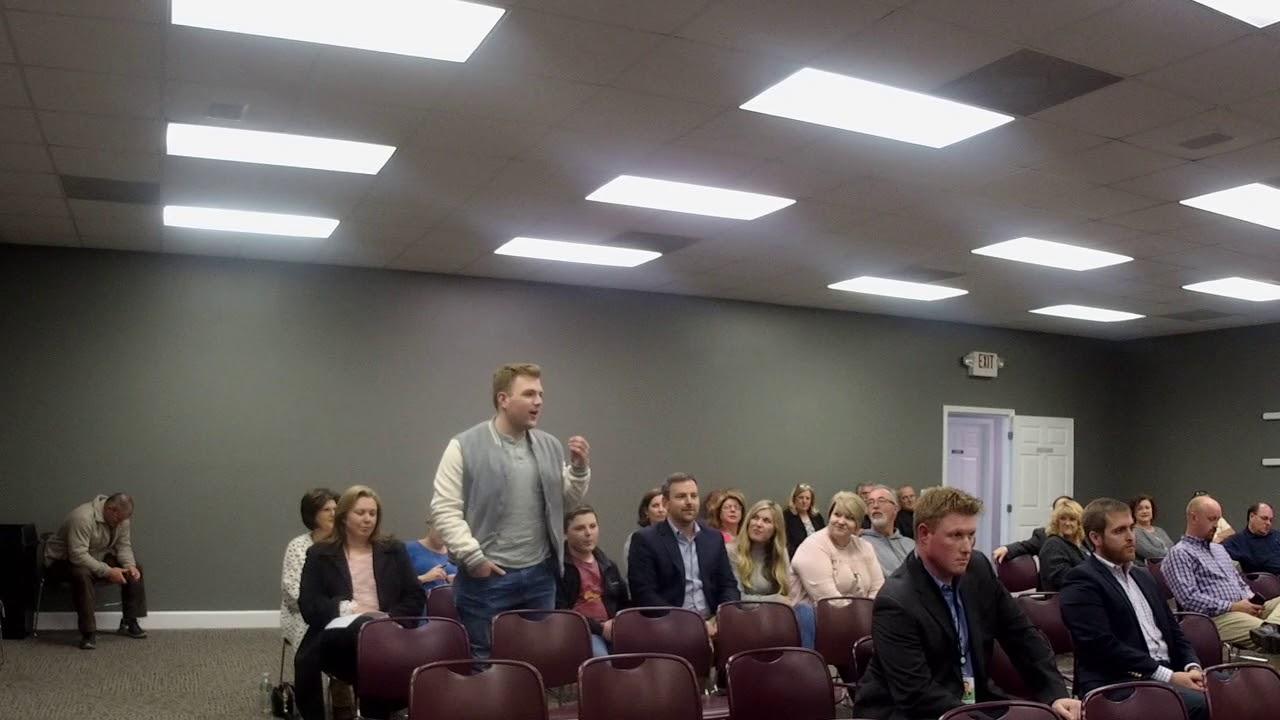 DeKalb County BOE Meeting 11/30/17  Part 2