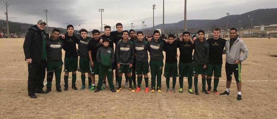 Sylvania's Boys Soccer Team