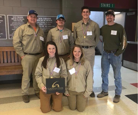 DCTC Advances To State Competition