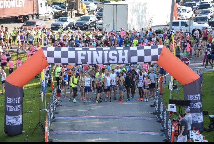 10th Anniversary Rainsville Freedom Run 10K and 5K