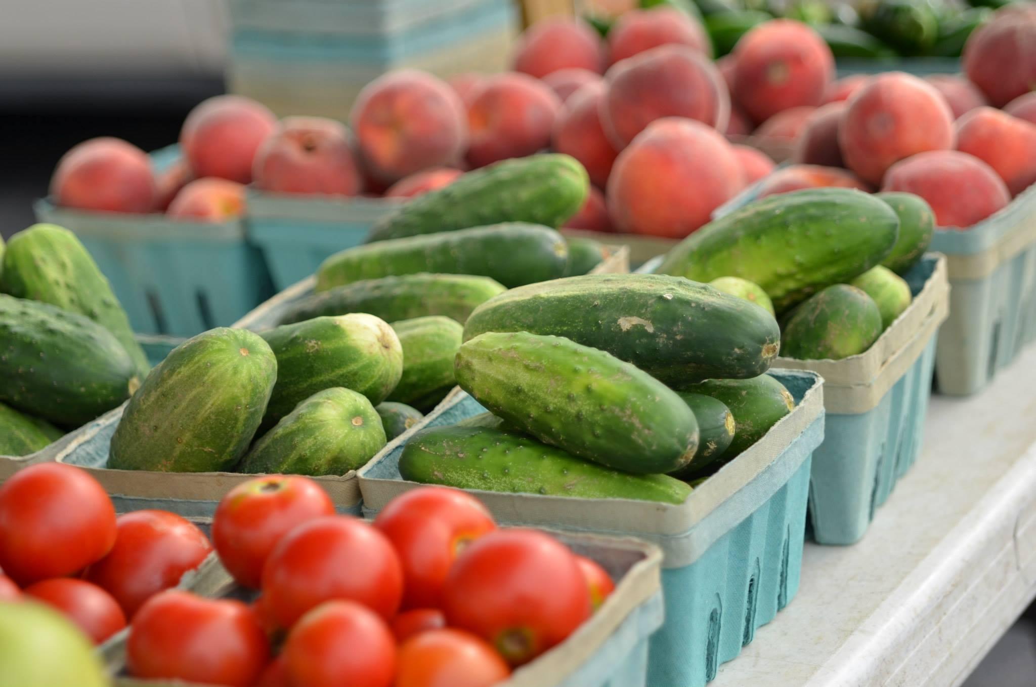 Rainsville's Farmer's Market Now Open
